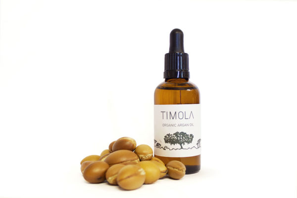 Timola Organic Argan Oil