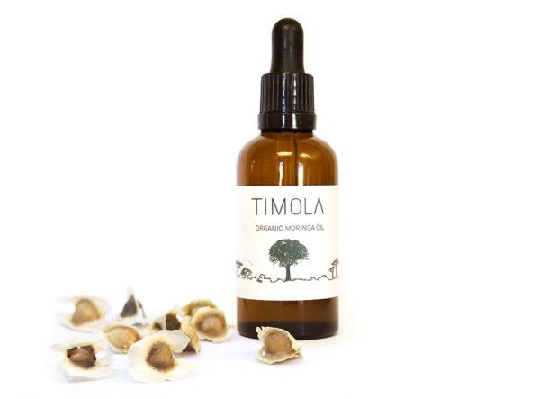 Timola Organic Moringa Oil