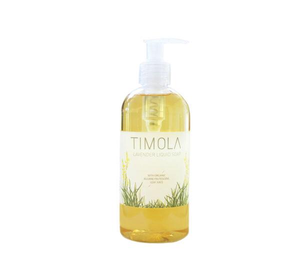 Timola Liquid Soap Lavender 300ml