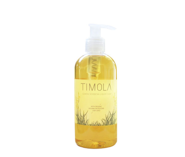 Timola Liquid Soap Lemon Verbena 300ml