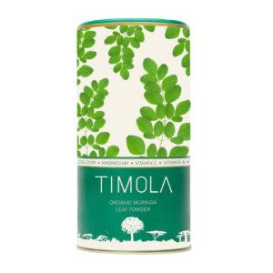 Timola Organic Moringa Leaf Powder