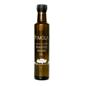 Timola Roasted Argan Oil