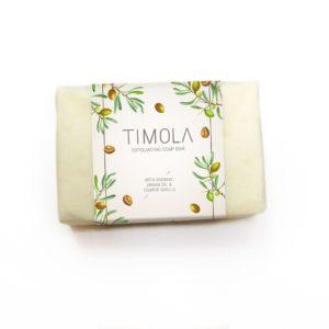 Timola Handcrafted Soap Bar Argan Coarse Shells